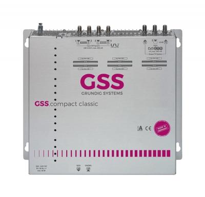Grundig Systems GSS.compact MTX 5-16 CT CI Kopfstation