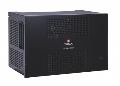 Triax Kopfstellenbasis TDX Black Edition Bundle DVB-16-QAM