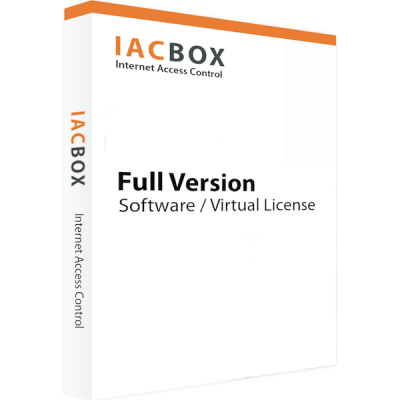 IACBOX Software / Virtual License 1500 Nutzer
