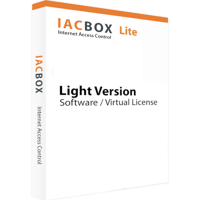 IACBOX Lite Software  / Virtual License 25 Nutzer