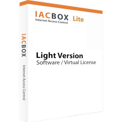 IACBOX Lite Software  / Virtual License 250 Nutzer