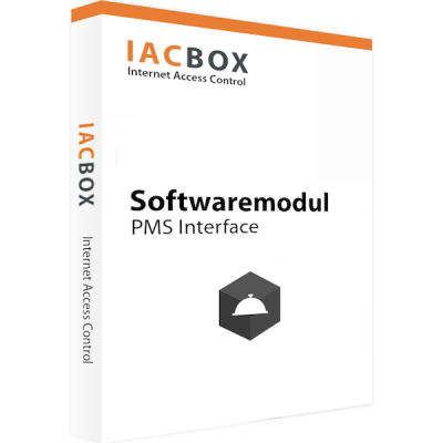 IACBOX Software Modul    PMS Schnittstellen