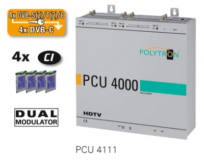 Kopfstation Polytron PCU 4111