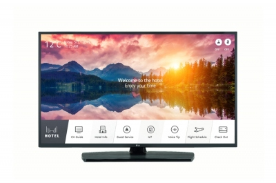LG Electronics Smart 4K UHD Hotel-TV 49UT661H