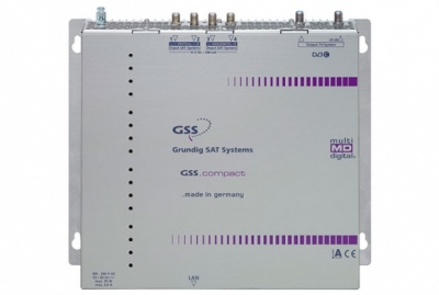 GSS.compact STC 4-16 CT lite Kopfstation